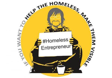 Colaboración con Homeless Entrepeneur