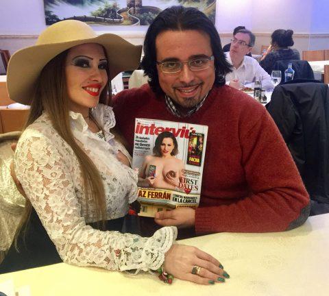 MI SEGUNDA PORTADA DE INTERVIU